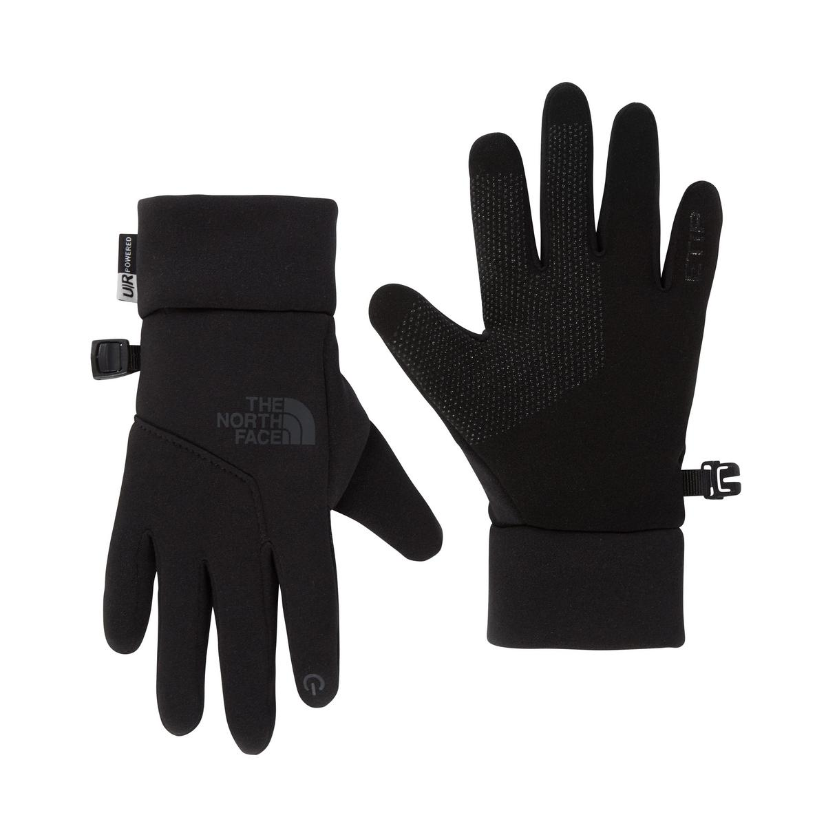 The North Face Kid's Youth Recyled Etip Glove - Black