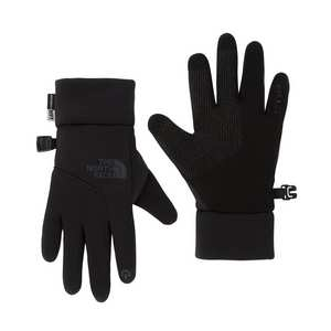 Kid's Youth Recyled Etip Glove - Black