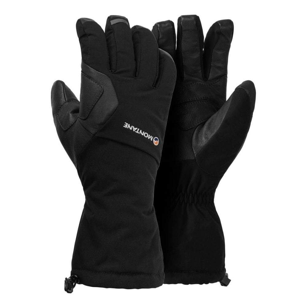 Montane Unisex Montane Supercell Waterproof Glove - Black