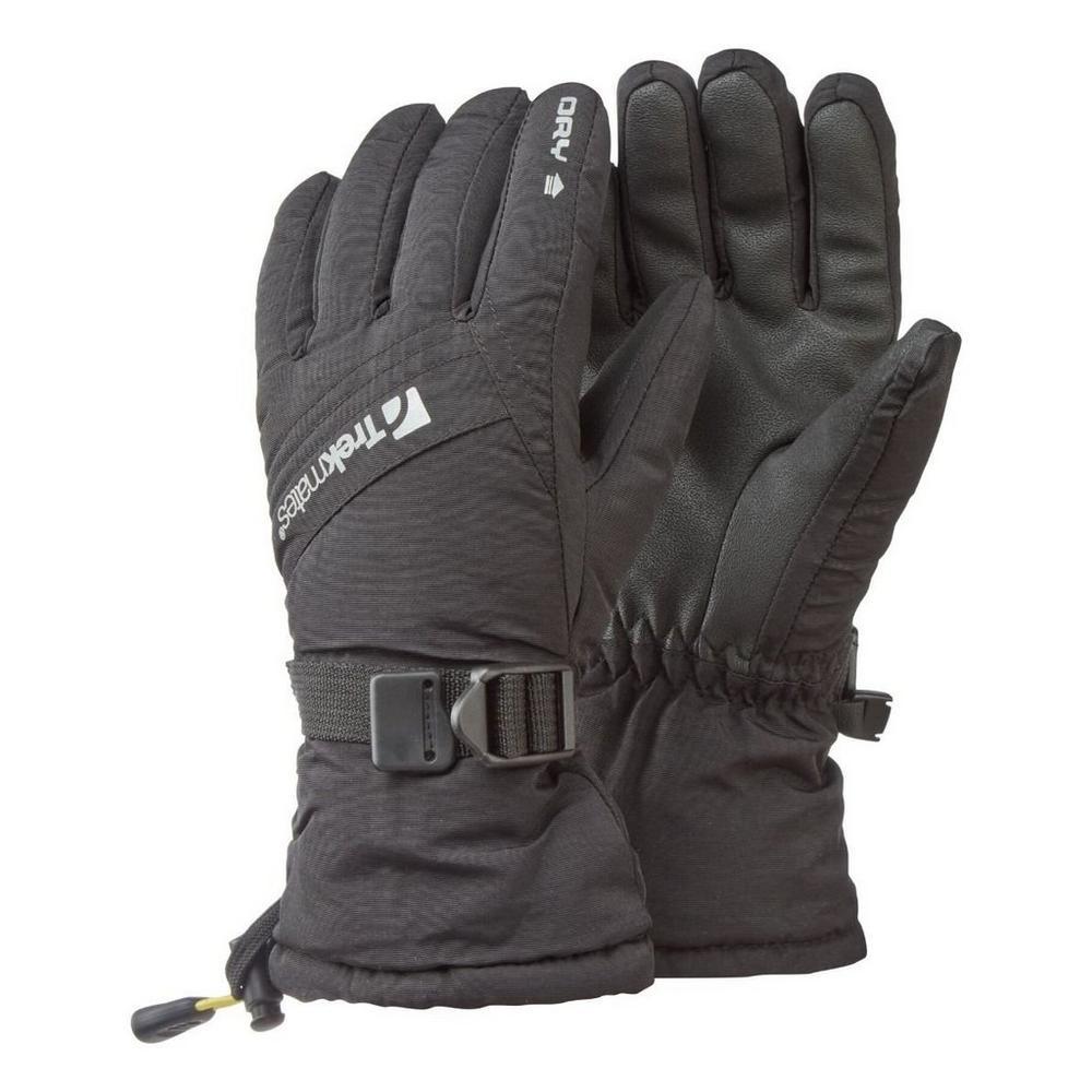 Trek Mates Kids Mogul Glove Junior - Slate Black