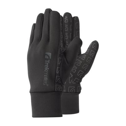Trek Mates Kids Stretch Grip Glove - Black