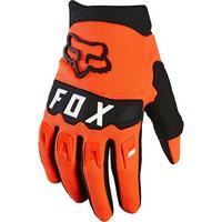 Youth Dirtpaw MTB Glove -  Flo Orange