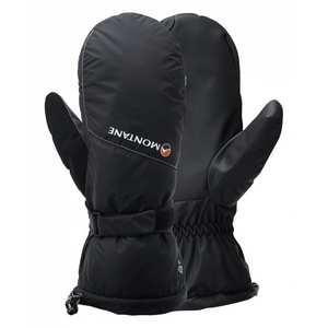 Gloves SOFTSHELL Men's Extreme Mitts Black/Mercury