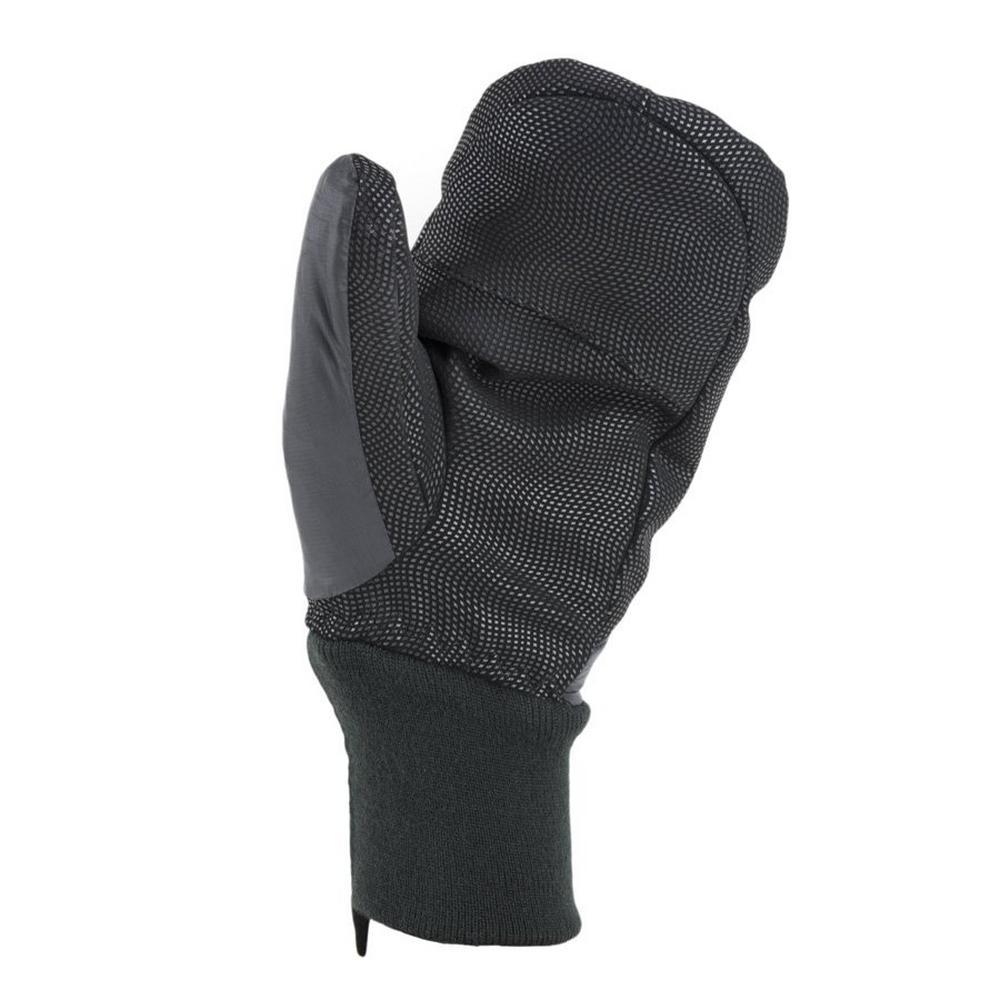 Sealskinz Unisex Sealskinz Waterproof All Weather Lightweight Insulated Mitten - Black