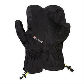 Gloves WATERRROOF Minimus Mitts Overmitt Black/Kiwi