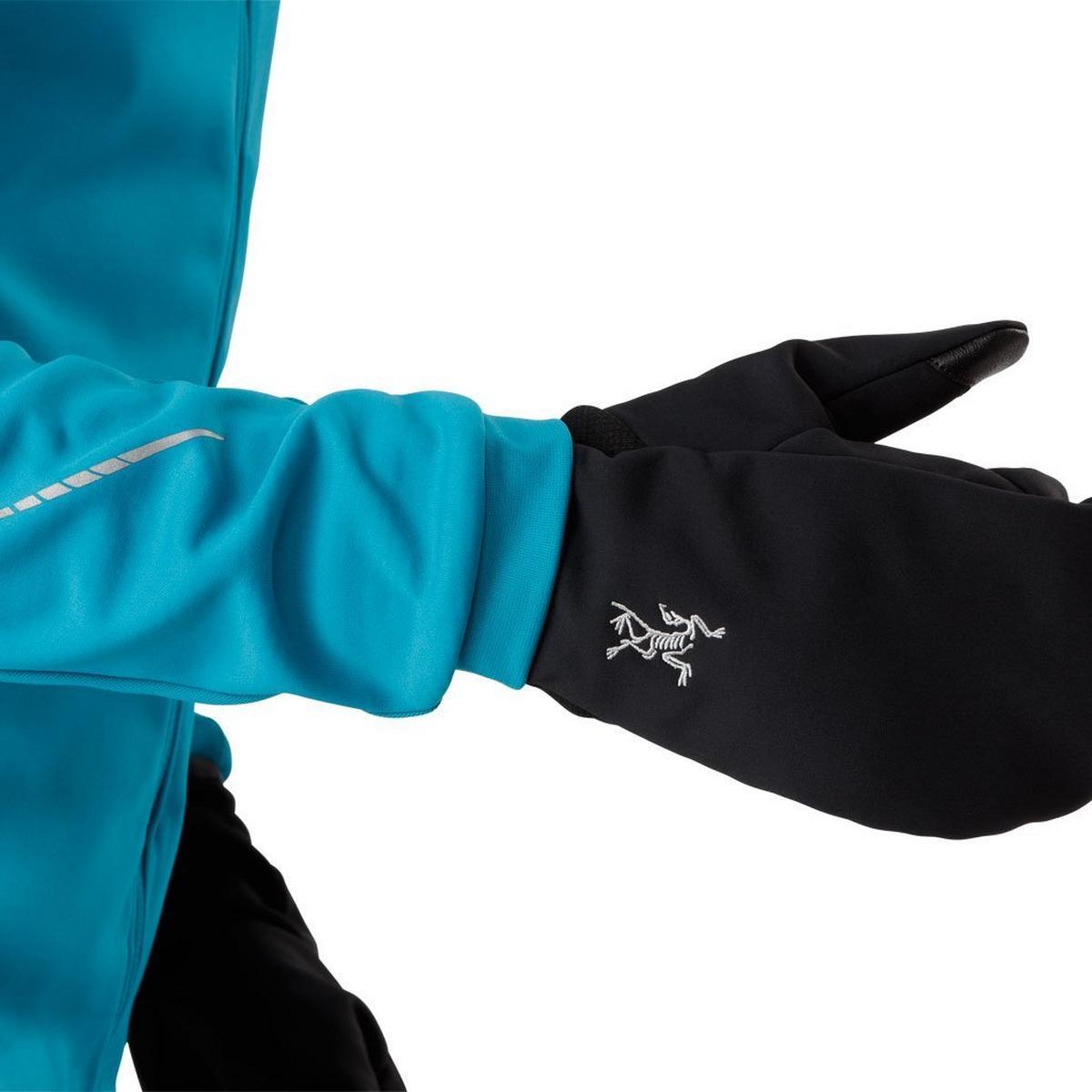 Arcteryx Unisex Arc'teryx Venta Mittens - Black