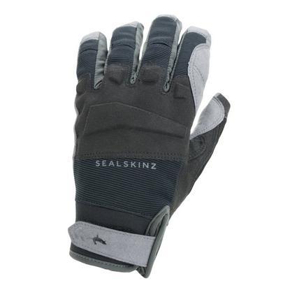 Sealskinz Waterproof All Weather MTB Glove - Grey