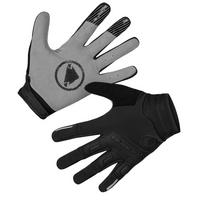 Men's Singletrack Windproof Glove - Black