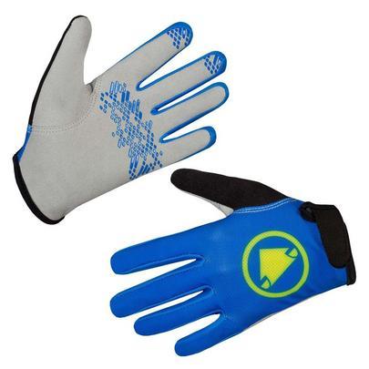 Endura Kid's Hummvee Glove - Blue