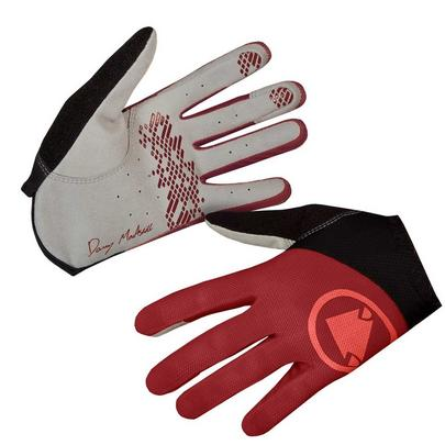 Endura Women's Hummvee Lite Icon Ltd Glove - Red