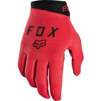 Men's Ranger Gel Glove - Bright Red