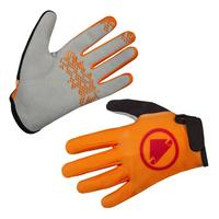 Kid's Hummvee Glove - Tangerine
