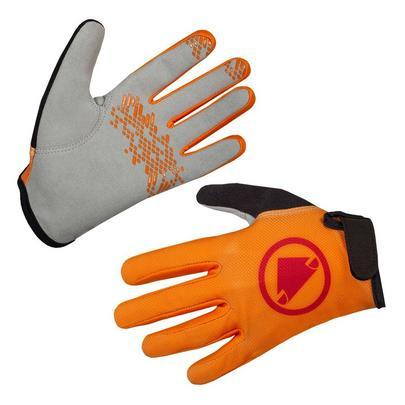 Endura Kid's Hummvee Glove - Tangerine