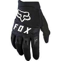 Youth Dirtpaw MTB Glove -  Black/White