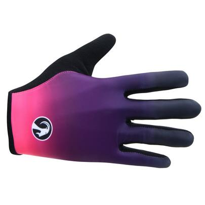 Stolen Goat Full Fingered Cycling Gloves - Ayoki Pink