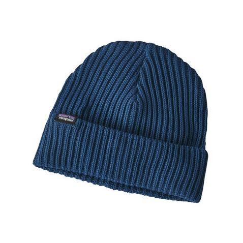2670896f01132 Blue Patagonia Fisherman s Rolled Beanie
