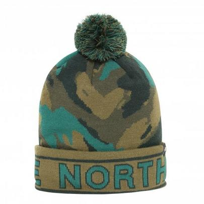 The North Face Kid's Ski Tuke - Evergreen Mount Camo