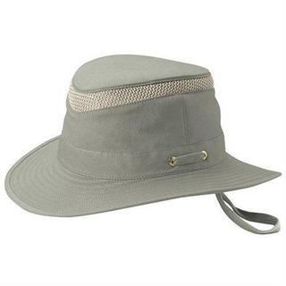 Tilley Hat Airflo Medium Brim Organic Cotton Khaki/Olive