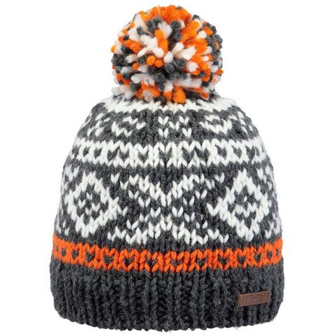 356b3818927 Orange Barts Kids Log Cabin Beanie