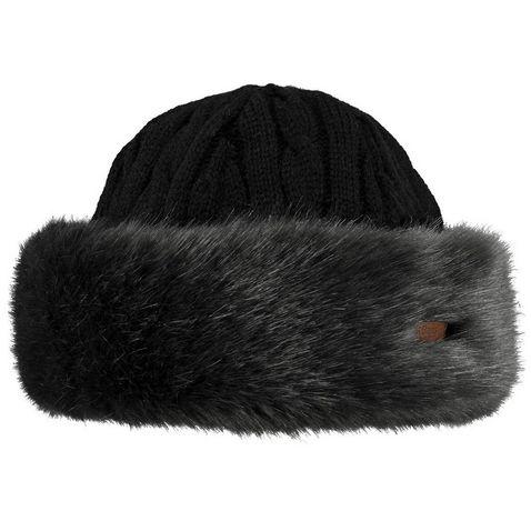24c04e3ecde Black Barts Women s Faux Fur Cable Bandhat