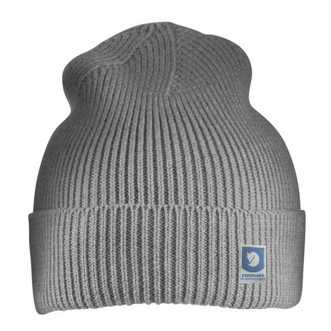 6b5813b46a7 Grey Fjallraven Men s Greenland Cotton Beanie. Quick buy