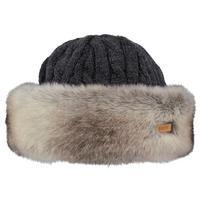 Fur Cable Bandhat - Grey