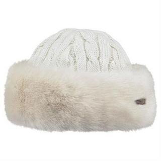 Women's Barts Cable Bandhat - White