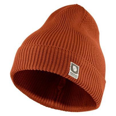 Fjallraven Unisex Greenland Cotton Beanie - Red