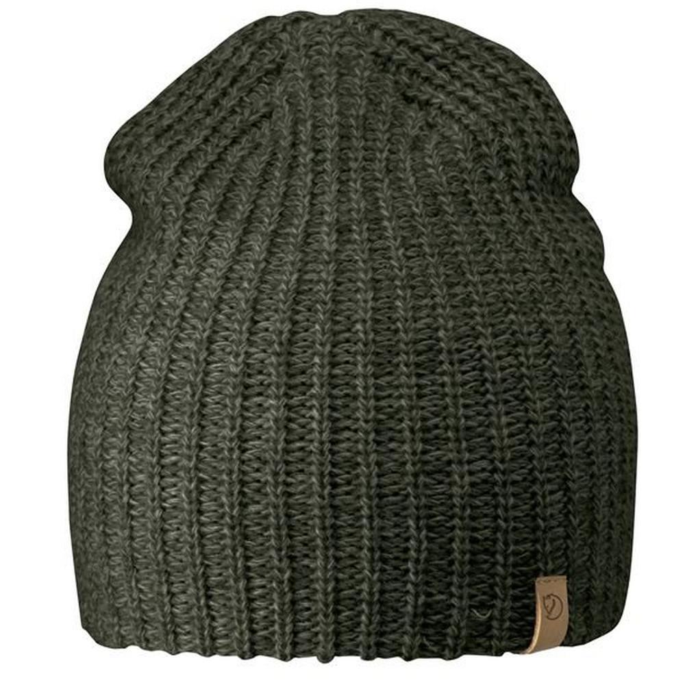 Fjallraven Unisex Övik Melange Beanie- Mountain Grey