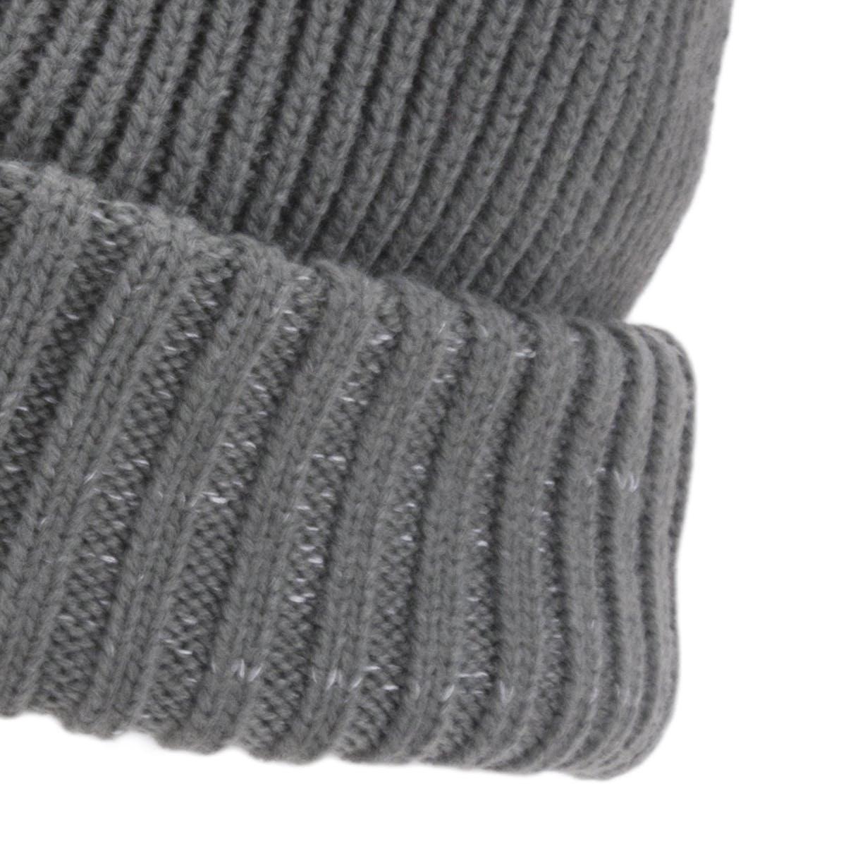 Sealskinz Unisex Sealskinz Waterproof Cold Weather Roll Cuff Beanie - Grey