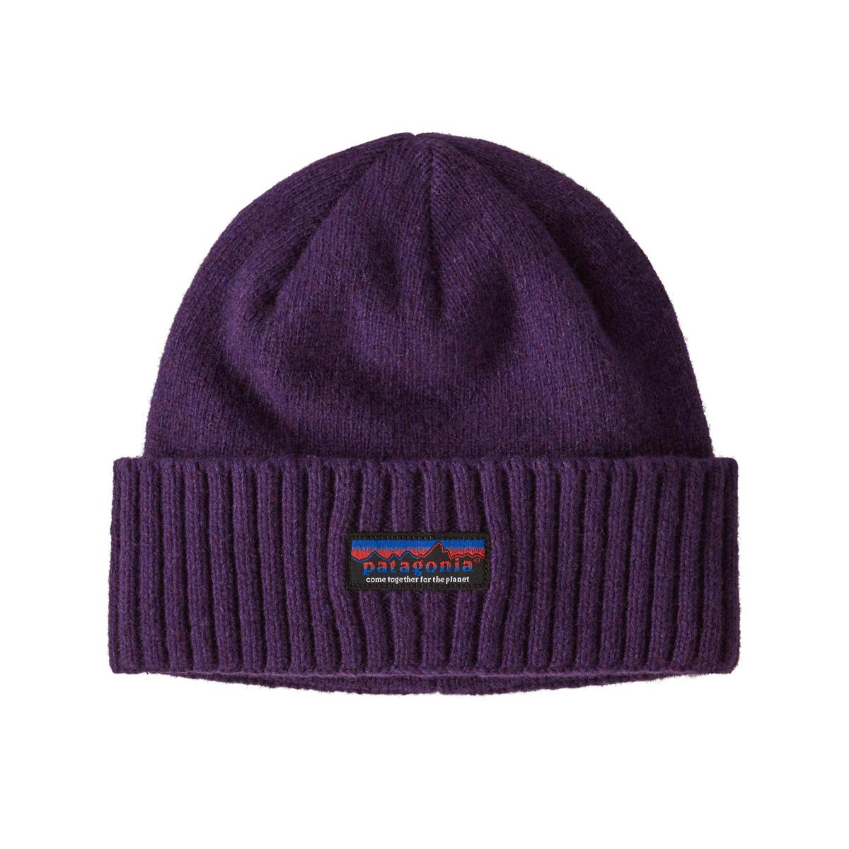 Patagonia Unisex Patagonia Brodeo Beanie - Purple