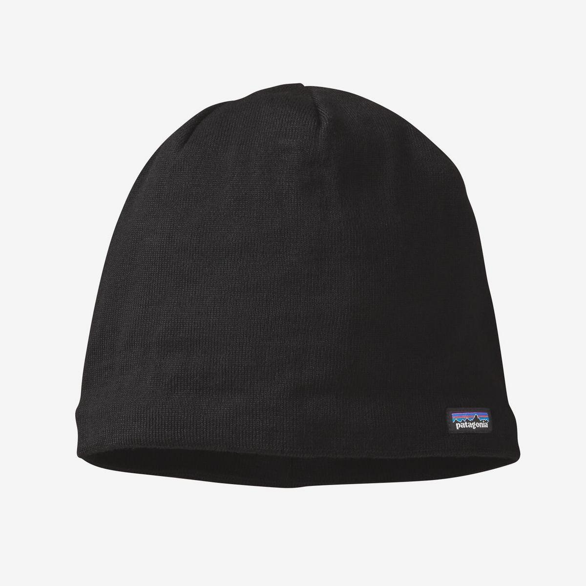 Patagonia U Patagonia Beanie Hat - Black