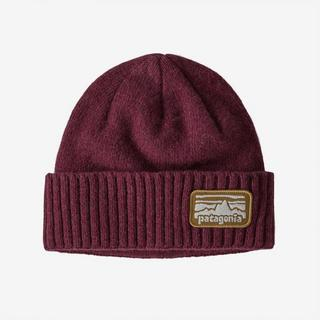 Unisex Patagonia Brodeo Beanie - Red