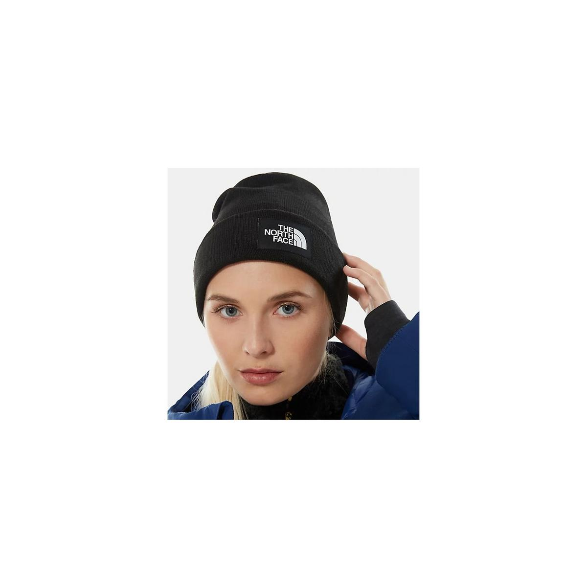 The North Face Dock Worker Recycled Beanie - Black