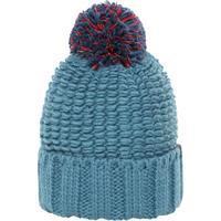 Women's Cozy Chunky Beanie - Mallard Blue
