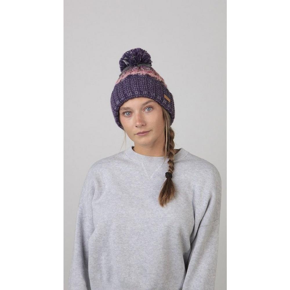 Barts Women's Aski Beanie - Purple