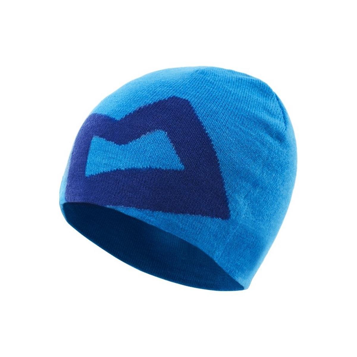 Mountain Equipment Men's Branded Knitted Beanie - Blue