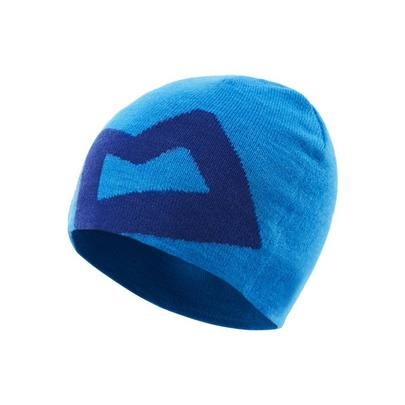 Mountain Equipment Men's Branded Knitted Beanie - Blue