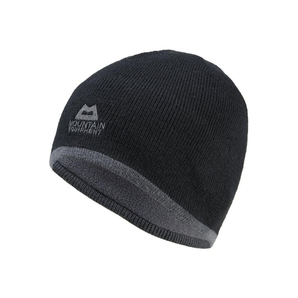 Mountain Equipment Men's Plain Knitted Beanie - Black Shadow