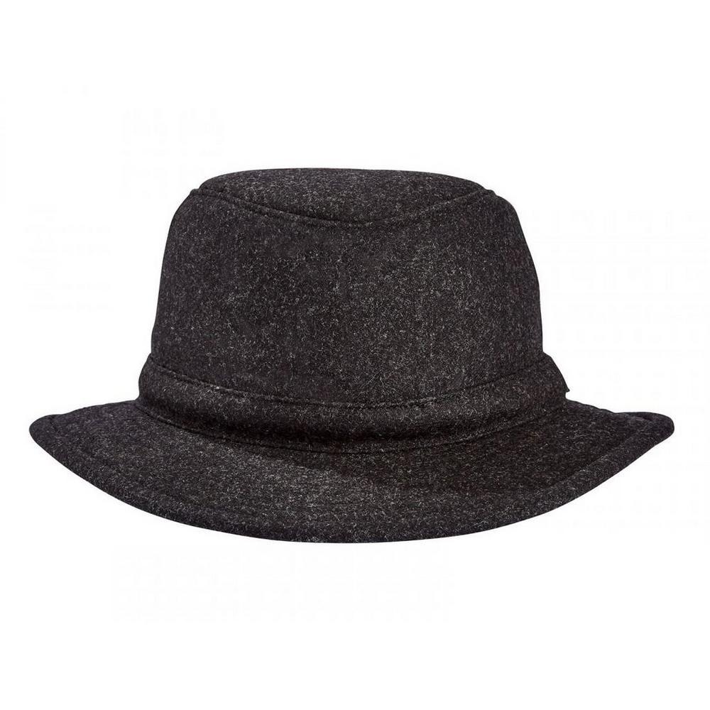 Tilley Endurables Unisex Tilley TTW2 Tec Wool Hat - Black