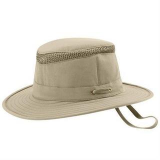 Tilley Hat LTM5 Airflo Medium Brim Khaki/Olive