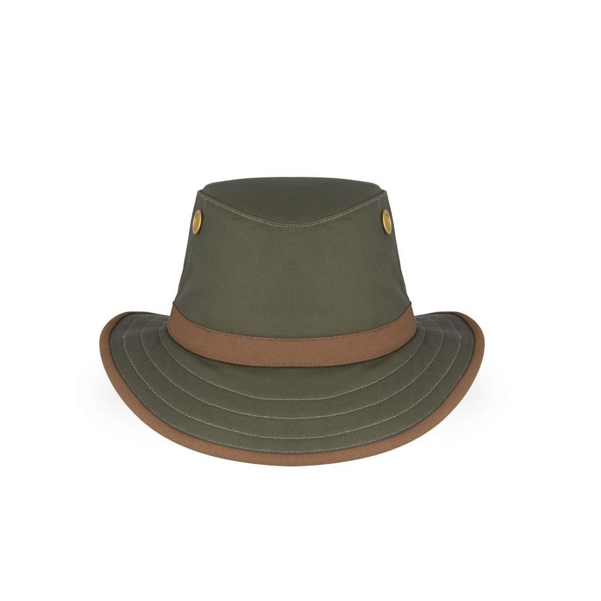 Tilley Endurables TWC7 Medium Brim Hat - Green
