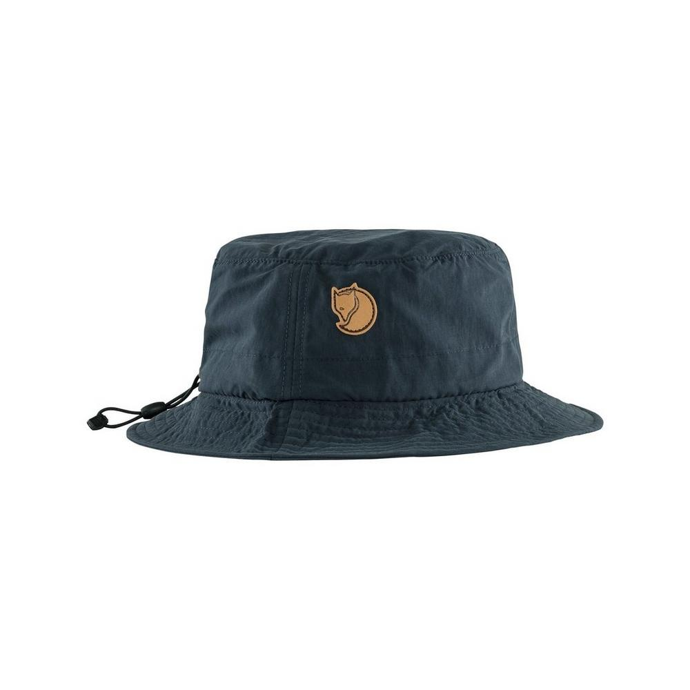 Fjallraven Unisex MT Travellers Hat - Navy