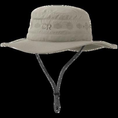 Outdoor Research Women's Solar Roller Hat - Green