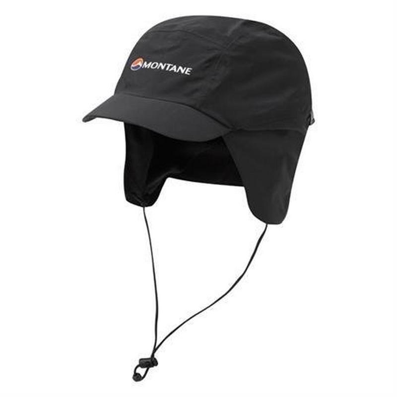 Unisex Montane Mountain Squall Cap - Black