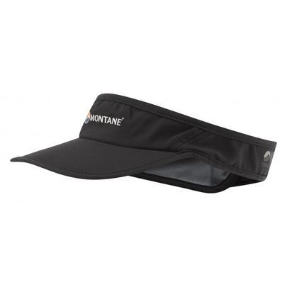 Montane Unisex VIA Visor - Black