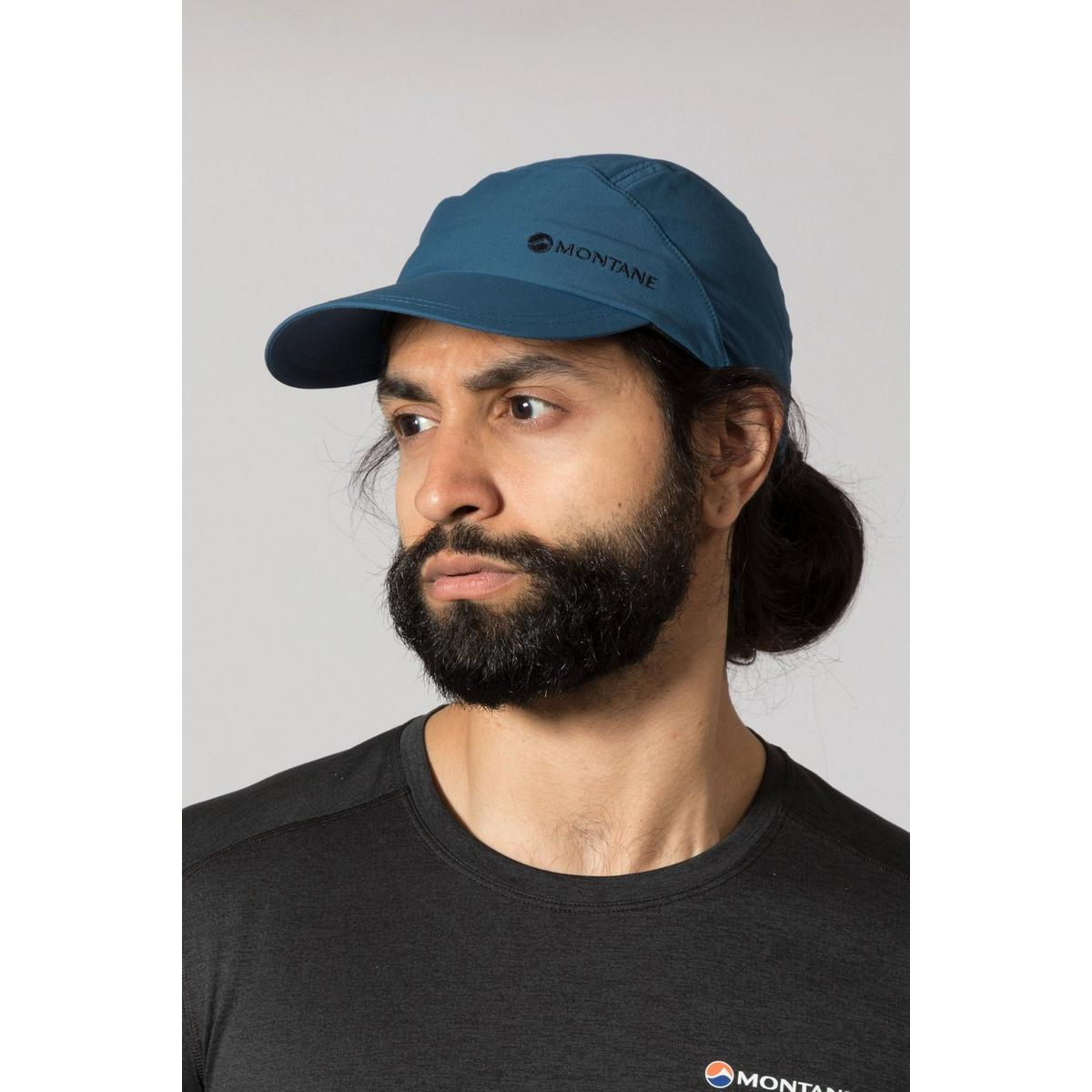 Montane Unisex Montane Dyno Stretch Cap - Navy