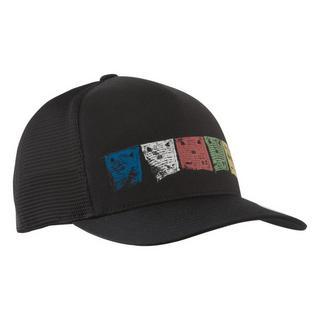 Men's Tarcho Trucker Hat - Black