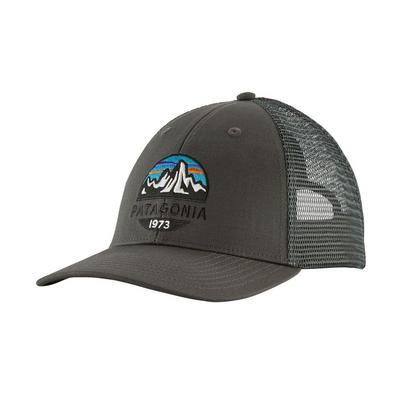 Patagonia Fitz Roy Scope LoPro Trucker Hat - Grey