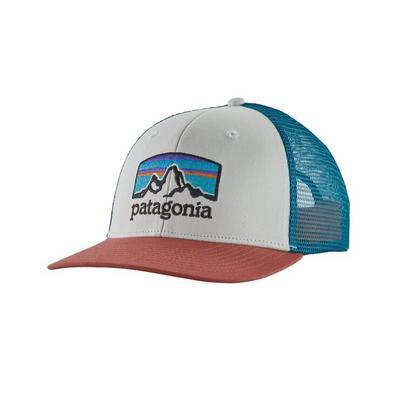 Patagonia Fitz Roy Horizons Trucker Hat - White